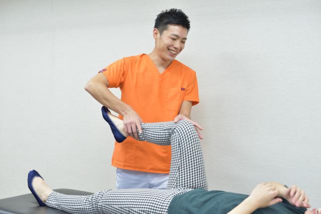 大阪市福島区の内臓整体&姿勢矯正MITO整体院の全身整体コース