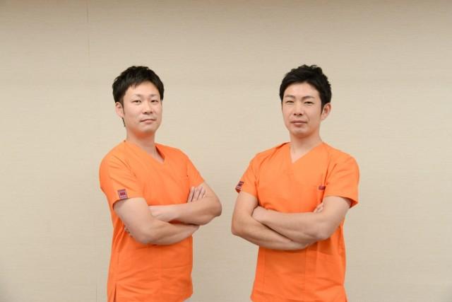 氏永院長と小泉先生